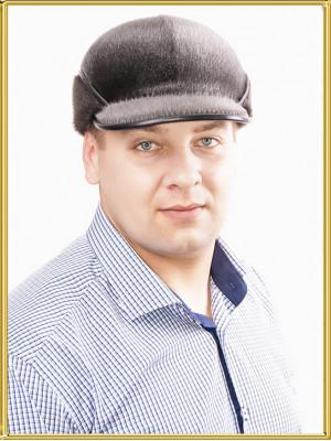 """Головной убор из нерпы """"Шик-2"""""""