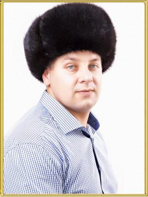 """Шапка ушанка мужская """"Алтай"""""""