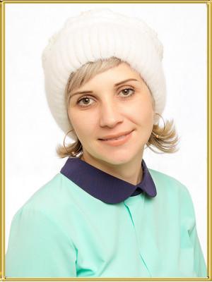 """Норковая шапка женская """"Конфетка-2"""""""