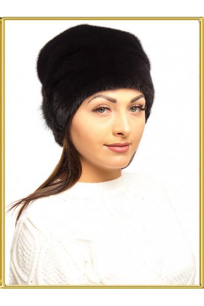 """Норковая шапка """"София"""""""