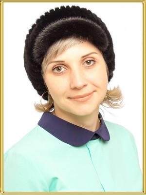 """Меховая кепка женская """"Ладога-2"""""""
